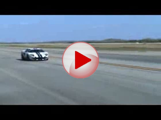 Ford GT 407km/h